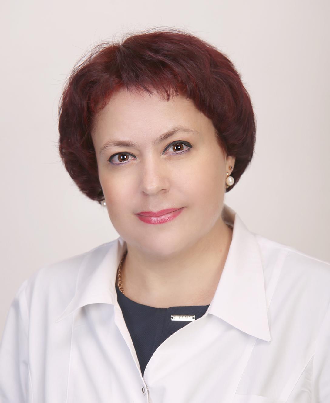 Щербинина Елена Александровна