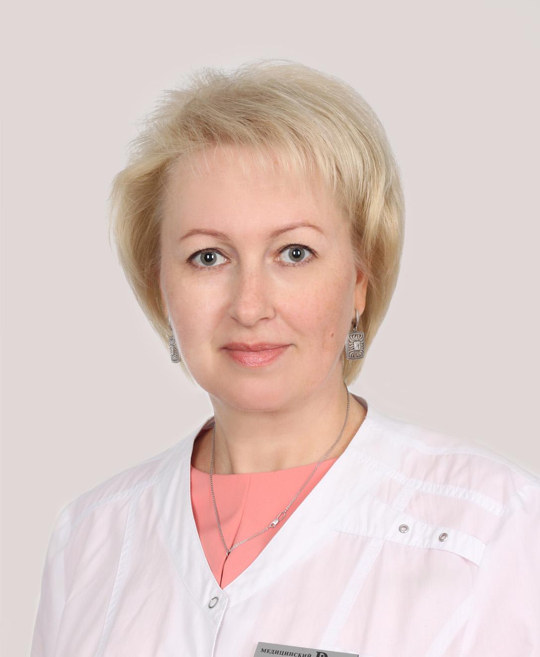 Семенова Галина Леонтьевна